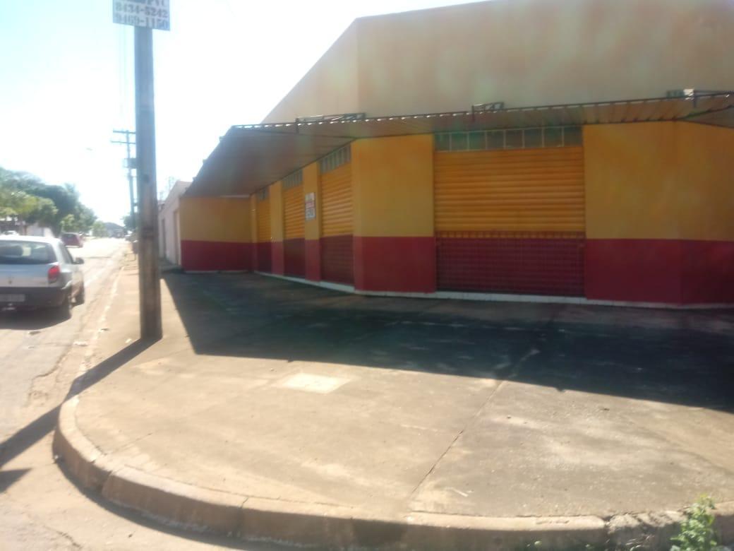 FOTO0 - Galpão 100m² para alugar Rua Liberdade,Nova Olinda, Aparecida de Goiânia - R$ 1.000 - GA0001 - 1