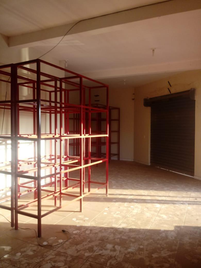 FOTO5 - Galpão 100m² para alugar Rua Liberdade,Nova Olinda, Aparecida de Goiânia - R$ 1.000 - GA0001 - 6