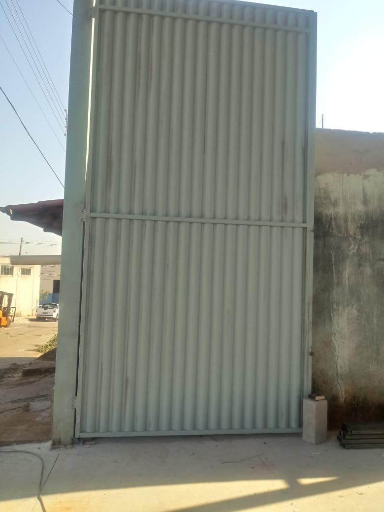 FOTO2 - Galpão 360m² para venda e aluguel Rua Samambaia,Jardim dos Buritis, Aparecida de Goiânia - R$ 450.000 - GA0008 - 4