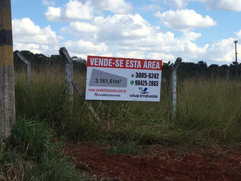 terreno mario. - Terreno 3161m² à venda Residencial Solar Central Park, Aparecida de Goiânia - R$ 2.400.000 - VITR00001 - 1