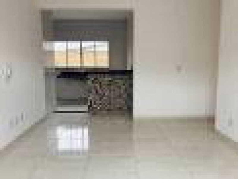 Sala 1.1 - Apartamento com Área Privativa 3 quartos à venda Parque Industrial Santo Antônio, Aparecida de Goiânia - R$ 140.000 - VIAA30001 - 6