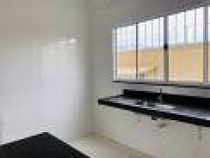 Cozinha  - Apartamento com Área Privativa 3 quartos à venda Parque Industrial Santo Antônio, Aparecida de Goiânia - R$ 140.000 - VIAA30001 - 8