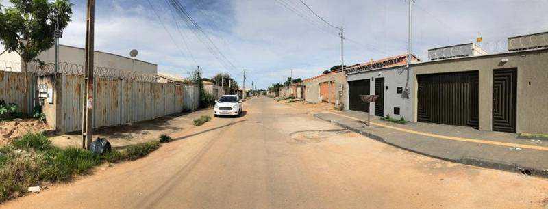 Rua do Imóvel - Casa 2 quartos à venda Parque Itatiaia, Aparecida de Goiânia - R$ 128.000 - VICA20010 - 1