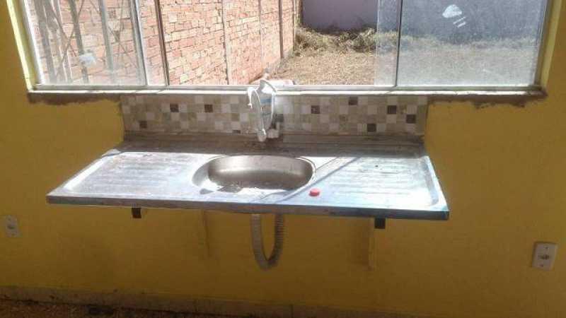 Cozinha 1.2 - Casa 2 quartos à venda Parque Itatiaia, Aparecida de Goiânia - R$ 128.000 - VICA20010 - 6