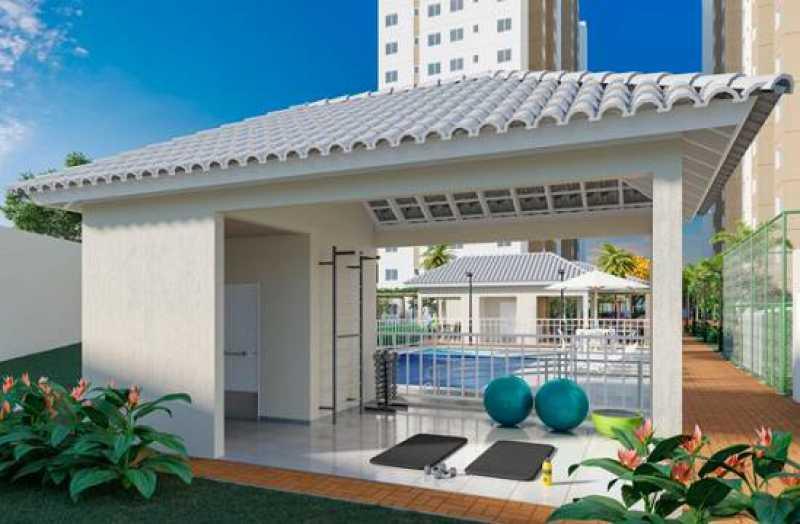 9 - Apartamento 2 quartos à venda Setor Norte Ferroviário, Goiânia - R$ 184.000 - VIAP20002 - 5