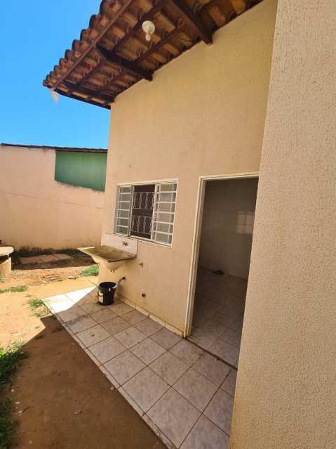 C10. - Casa 4 quartos à venda Parque Industrial Santo Antônio, Aparecida de Goiânia - R$ 180.000 - VICA40008 - 6