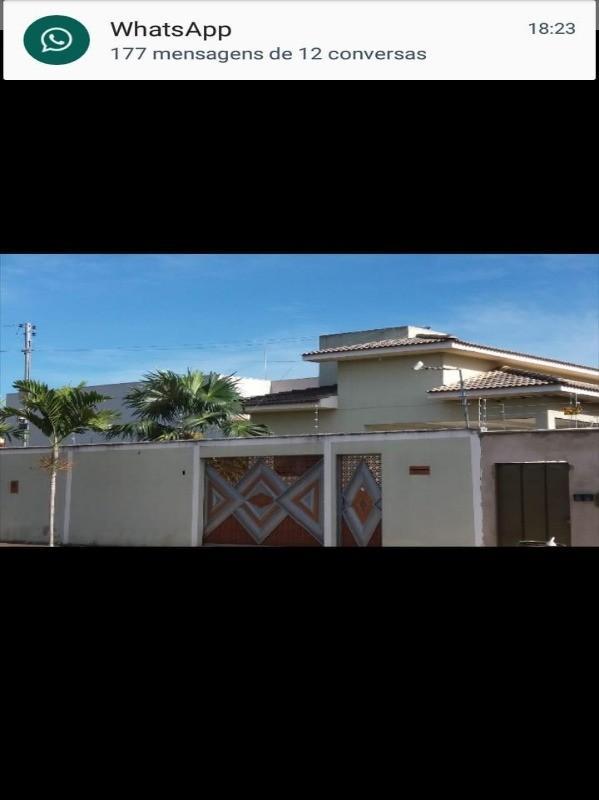 FOTO0 - Casa à venda Rua Dona Doralice Cupertino de Barros Lisboa,Parque Veiga Jardim, Aparecida de Goiânia - R$ 350.000 - CA0008 - 1