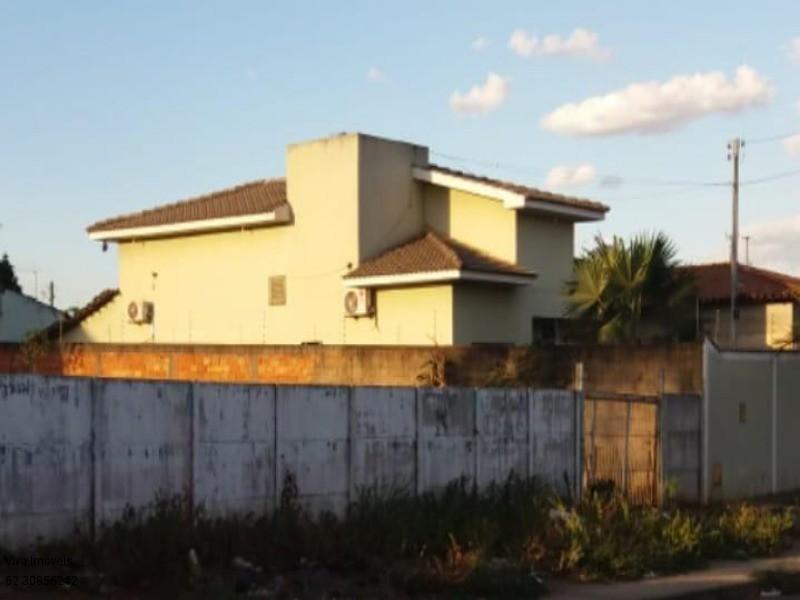 FOTO1 - Casa à venda Rua Dona Doralice Cupertino de Barros Lisboa,Parque Veiga Jardim, Aparecida de Goiânia - R$ 350.000 - CA0008 - 2