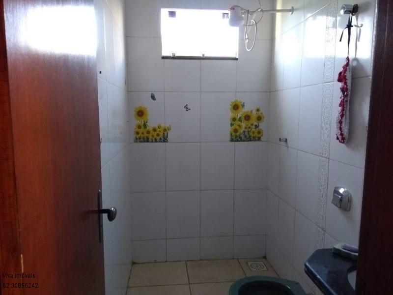 FOTO6 - Casa à venda Rua Dona Doralice Cupertino de Barros Lisboa,Parque Veiga Jardim, Aparecida de Goiânia - R$ 350.000 - CA0008 - 7