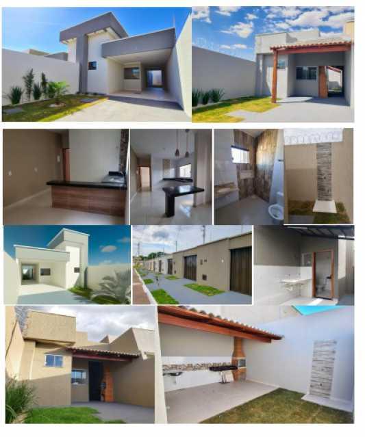 Sem título - Casa 3 quartos à venda Residencial Parque Oeste, Goiânia - R$ 270.000 - VICA30025 - 1
