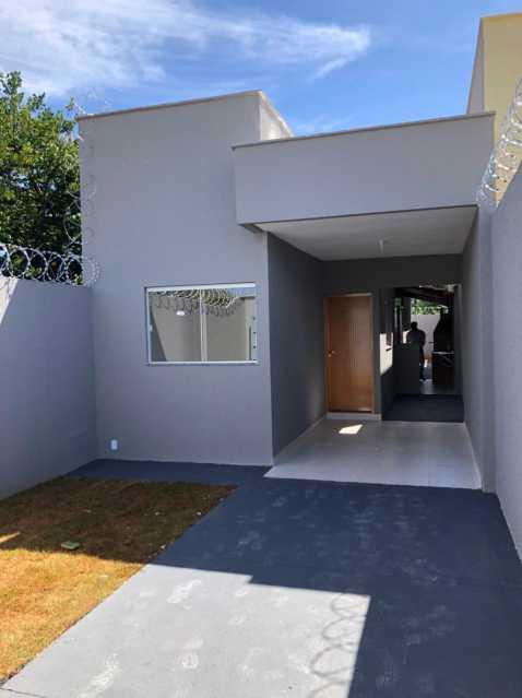 WhatsApp Image 2021-08-19 at 1 - Casa 3 quartos à venda Setor Sul, Trindade - R$ 157.500 - VICA30027 - 1