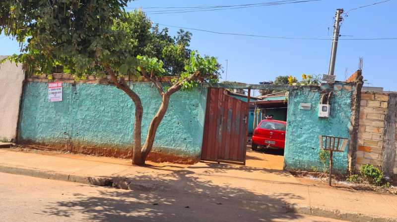 casa c barrcão. - Casa 3 quartos à venda Jardim Florença, Aparecida de Goiânia - R$ 90.000 - VICA30030 - 1