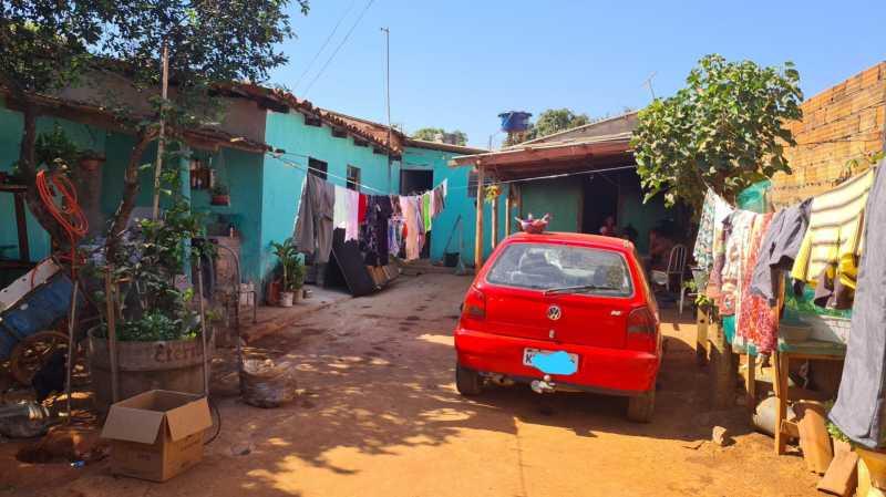casa c baracão. - Casa 3 quartos à venda Jardim Florença, Aparecida de Goiânia - R$ 90.000 - VICA30030 - 3