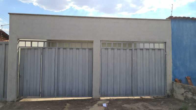 primeira foto lote 300m2. - Casa 2 quartos à venda Cidade Vera Cruz, Aparecida de Goiânia - R$ 190.000 - VICA20017 - 1
