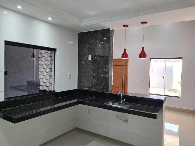 WhatsApp Image 2021-08-27 at 1 - Casa 4 quartos à venda Residencial Recanto das Garças, Goiânia - R$ 290.000 - VICA40010 - 1