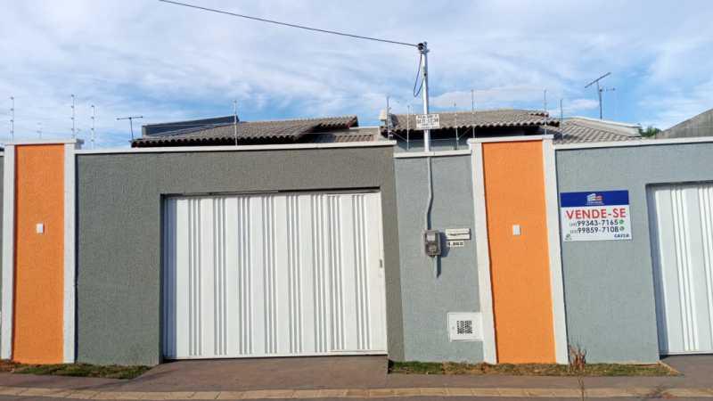 WhatsApp Image 2021-08-30 at 1 - Casa 2 quartos à venda Residencial Morada Do Bosque, Senador Canedo - R$ 215.000 - VICA20022 - 1