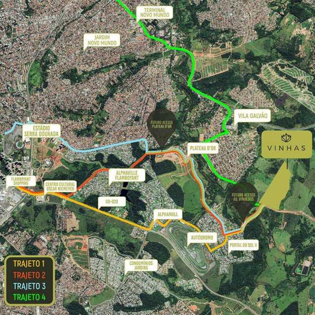 WhatsApp Image 2021-09-03 at 1 - Lote à venda Residencial Recanto dos Buritis, Goiânia - R$ 117.300 - VILT00009 - 5