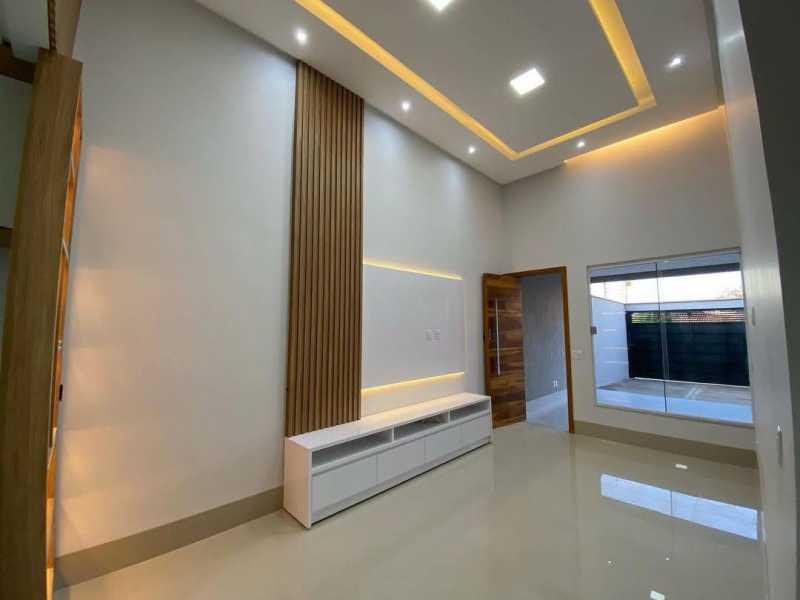IMG_5591 - Casa à venda Parque Amazônia, Goiânia - R$ 750.000 - VICA00008 - 1