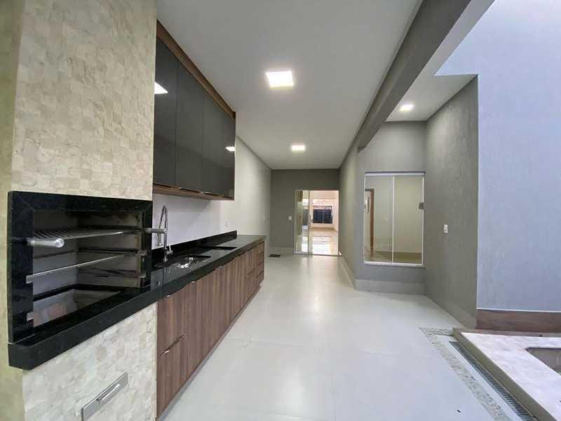 IMG_5595 - Casa à venda Parque Amazônia, Goiânia - R$ 750.000 - VICA00008 - 6