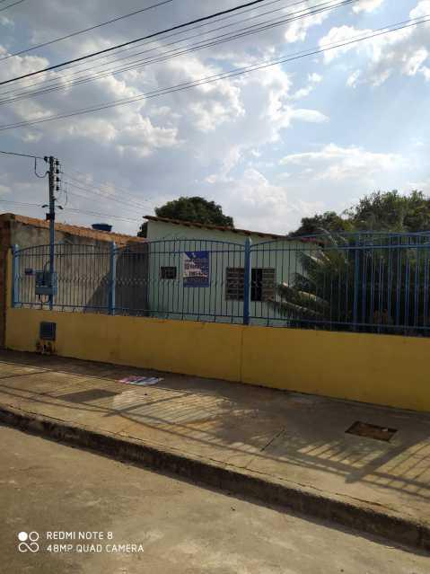 WhatsApp Image 2021-09-14 at 1 - Casa 2 quartos à venda Condomínio Amin Camargo, Goiânia - R$ 160.000 - VICA20028 - 1