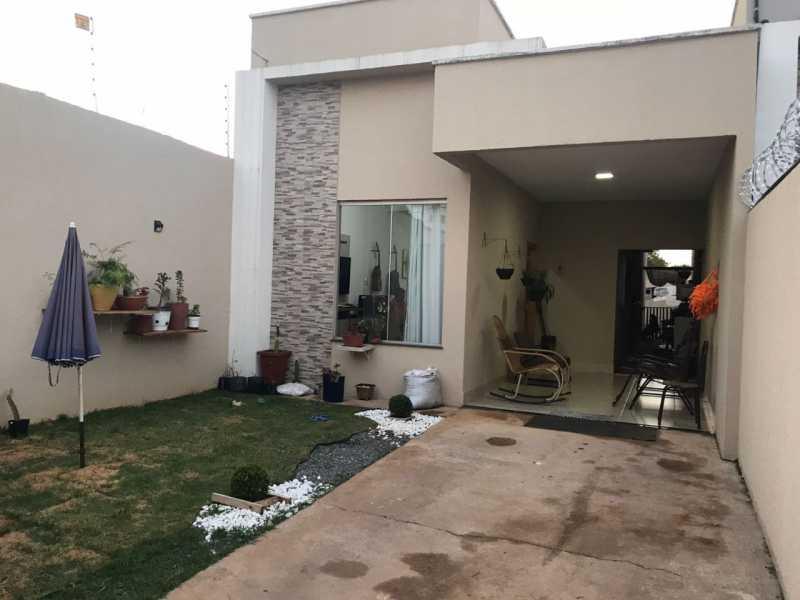 WhatsApp Image 2021-09-15 at 1 - Casa 2 quartos à venda Condomínio Cidade Empresarial, Aparecida de Goiânia - R$ 240.000 - VICA20029 - 1
