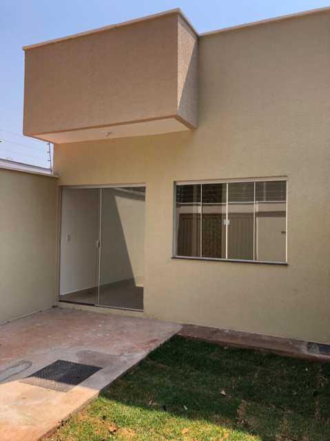 WhatsApp Image 2021-09-16 at 1 - Casa 2 quartos à venda Residencial Vale dos Sonhos, Goiânia - R$ 190.000 - VICA20030 - 1