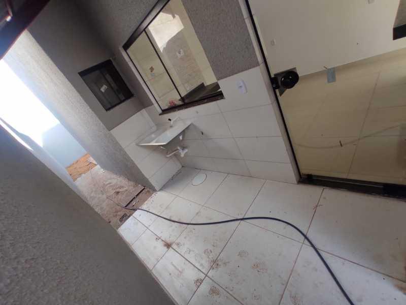 WhatsApp Image 2021-09-20 at 1 - Casa 2 quartos à venda Residencial Santa Fé, Goiânia - R$ 178.000 - VICA20031 - 17