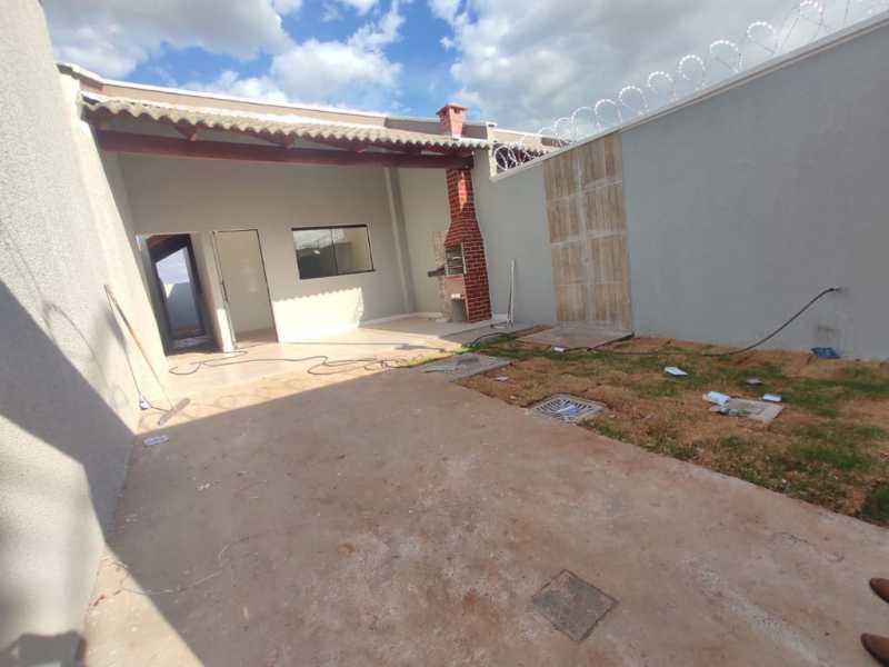 WhatsApp Image 2021-09-20 at 1 - Casa 2 quartos à venda Residencial Santa Fé, Goiânia - R$ 178.000 - VICA20031 - 1