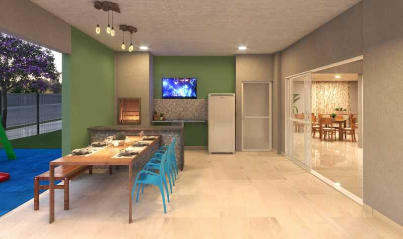 WhatsApp Image 2021-10-01 at 1 - Apartamento 3 quartos à venda Parque Amazônia, Goiânia - R$ 350.000 - VIAP30003 - 11