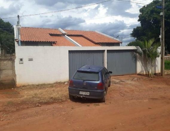FOTO0 - Casa à venda Rua Candeias,Retiro do Bosque, Aparecida de Goiânia - R$ 18.000 - CA0046 - 1