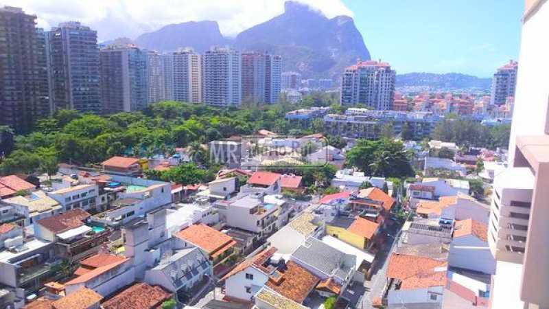 Barramares sala e quarto 185 C - Apartamento Rua Deputado José da Rocha Ribas,Barra da Tijuca,Rio de Janeiro,RJ À Venda,1 Quarto,52m² - MA10161 - 15