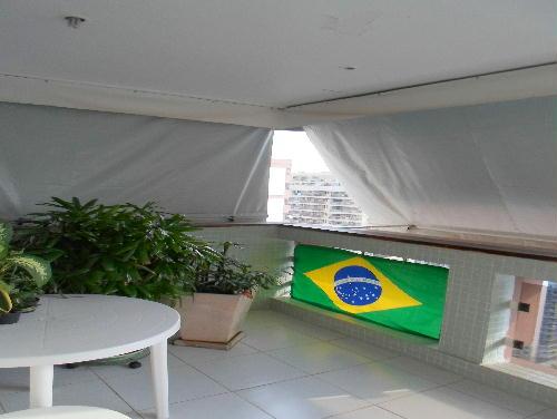FOTO5 - Apartamento Rua Deputado José da Rocha Ribas,Barra da Tijuca,Rio de Janeiro,RJ À Venda,3 Quartos,127m² - MA30053 - 6