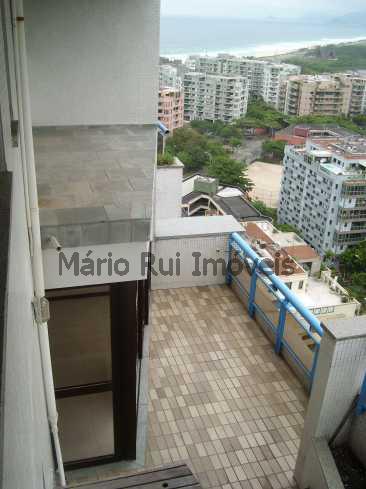 SL277530 - Cobertura Para Alugar - Barra da Tijuca - Rio de Janeiro - RJ - MC20007 - 17