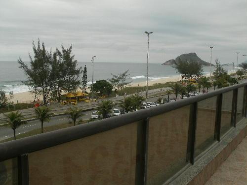 01 - Cobertura À Venda - Recreio dos Bandeirantes - Rio de Janeiro - RJ - MC40008 - 1