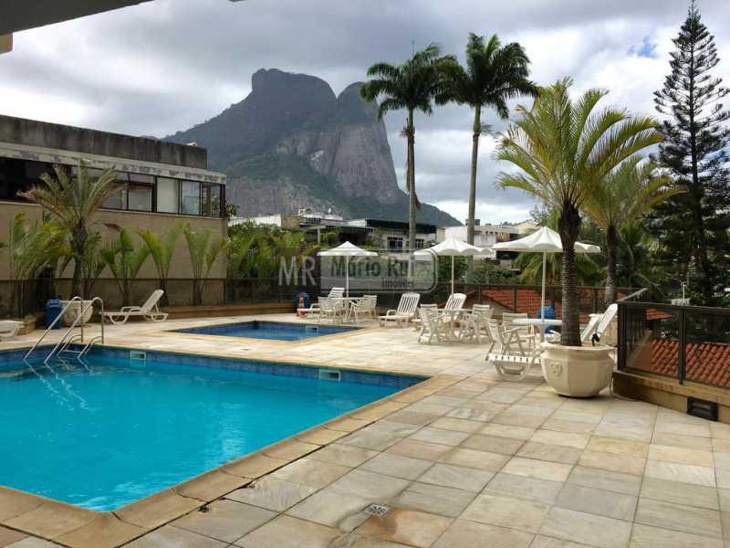 74984904 - Flat à venda Avenida Pepe,Barra da Tijuca, Rio de Janeiro - R$ 800.000 - MRFL10033 - 20