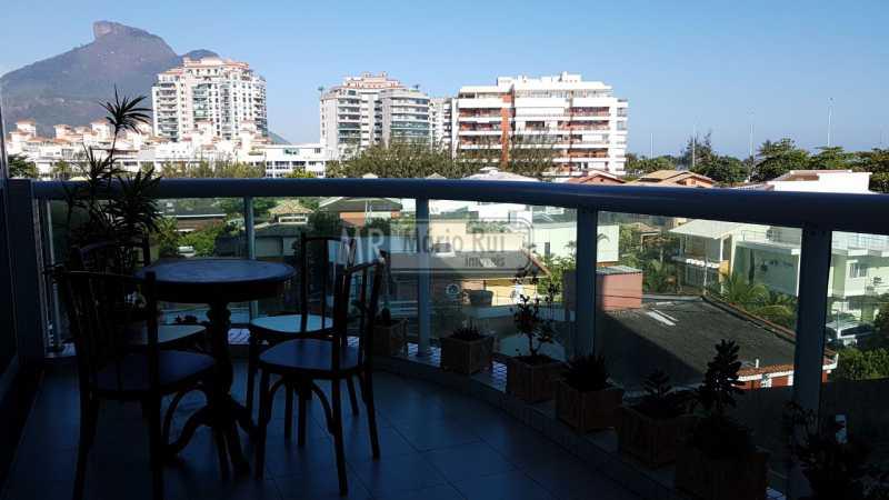 15 - Flat Avenida Lúcio Costa,Barra da Tijuca, Rio de Janeiro, RJ À Venda, 1 Quarto, 56m² - MRFL10044 - 11