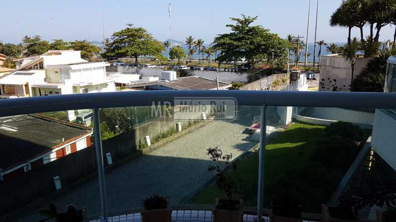 20 - Flat Avenida Lúcio Costa,Barra da Tijuca, Rio de Janeiro, RJ À Venda, 1 Quarto, 56m² - MRFL10044 - 15