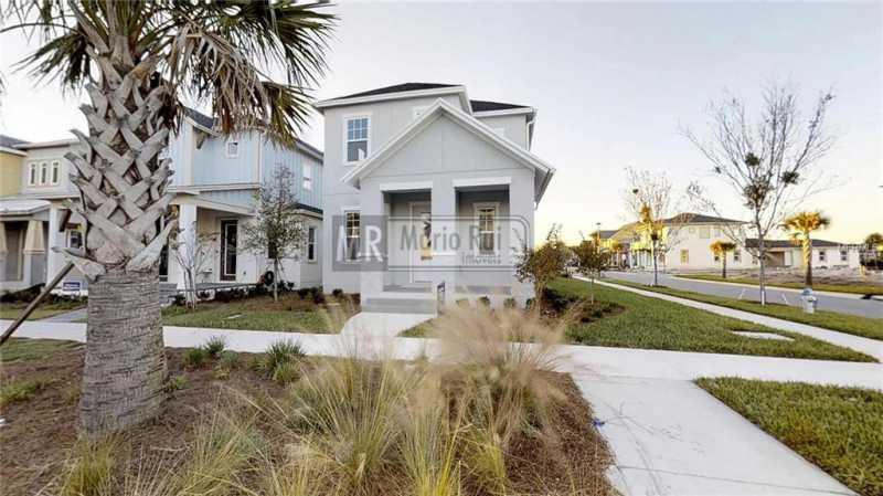 fot1 - Casa em Condominio Avenida Nemours PKWY,Flórida,Internacional,IN À Venda,3 Quartos,180m² - MRCN30009 - 1