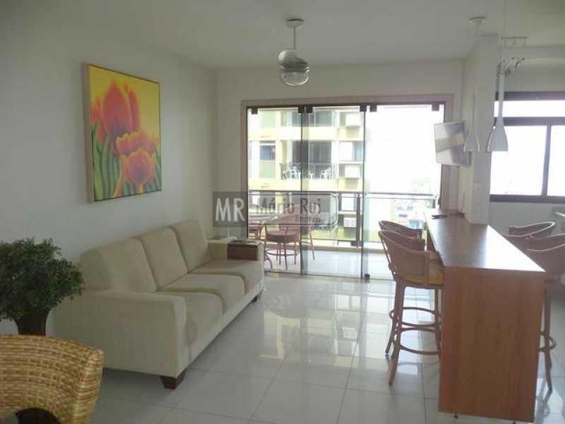 DSC04800 Copy - Apartamento Para Alugar - Barra da Tijuca - Rio de Janeiro - RJ - MRAP10054 - 1