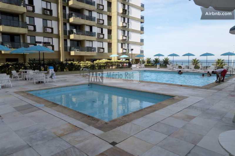 7 - Apartamento Avenida Lúcio Costa,Barra da Tijuca,Rio de Janeiro,RJ Para Alugar,1 Quarto,55m² - MRAP10055 - 19