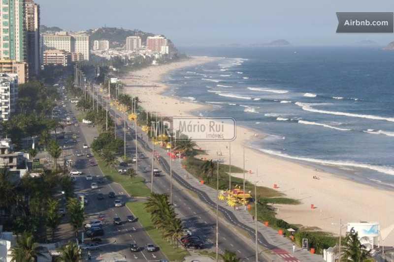 5 - Apartamento Avenida Lúcio Costa,Barra da Tijuca,Rio de Janeiro,RJ Para Alugar,1 Quarto,55m² - MRAP10056 - 20