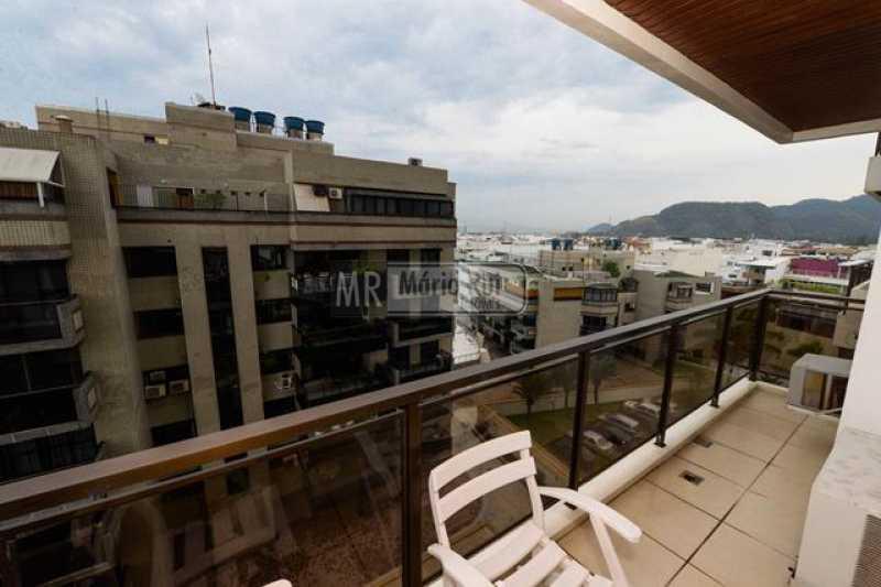 fotos-113 Copy - Apartamento Para Alugar - Barra da Tijuca - Rio de Janeiro - RJ - MRAP20074 - 5
