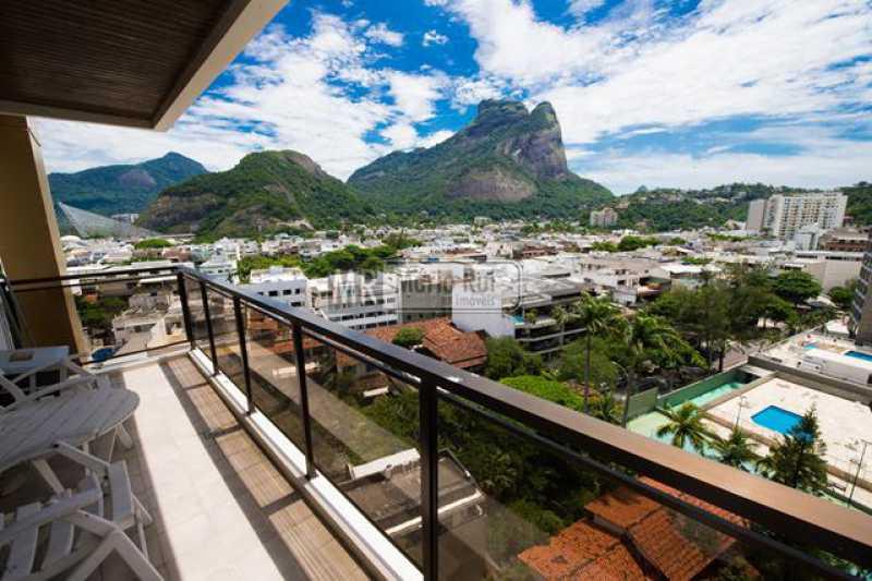 foto -62 Copy - Apartamento Para Alugar - Barra da Tijuca - Rio de Janeiro - RJ - MRAP10060 - 6