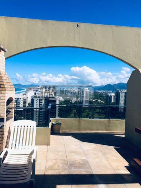 IMG_5522 - Cobertura para venda e aluguel Avenida Lúcio Costa,Barra da Tijuca, Rio de Janeiro - MRCO10008 - 16