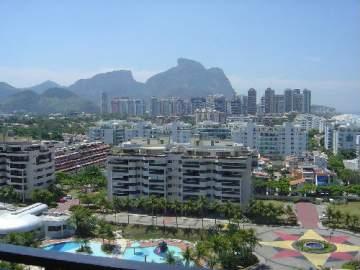 FOTO3 - Hotel Avenida Lúcio Costa,Barra da Tijuca,Rio de Janeiro,RJ Para Alugar,1 Quarto,53m² - MH10074 - 1