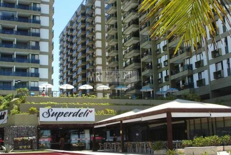 2 Copy Copy - Apartamento Avenida Lúcio Costa,Barra da Tijuca, Rio de Janeiro, RJ Para Venda e Aluguel, 1 Quarto, 55m² - MRAP10088 - 9