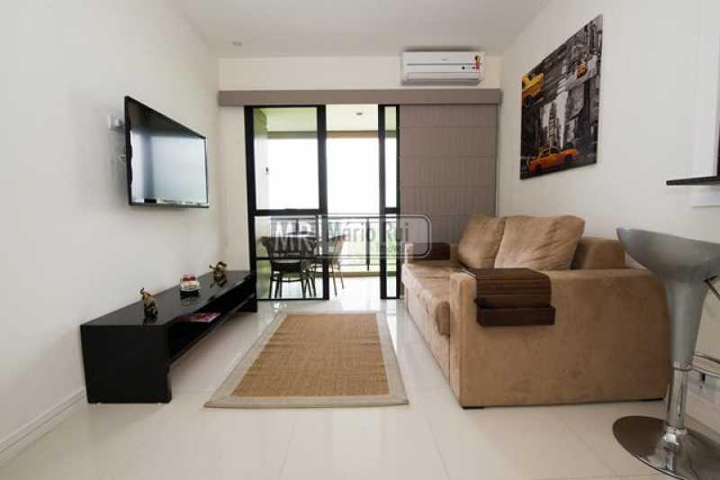 foto-4 Copy - Apartamento Avenida Lúcio Costa,Barra da Tijuca,Rio de Janeiro,RJ Para Alugar,1 Quarto,57m² - MRAP10097 - 1