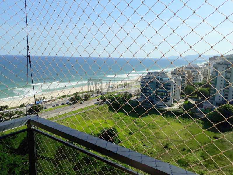 20190325_145220_resized_1 - Apartamento Para Alugar - Barra da Tijuca - Rio de Janeiro - RJ - MRAP10113 - 1