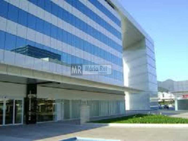 SALA CR2 - Sala Comercial Para Alugar - Barra da Tijuca - Rio de Janeiro - RJ - MRSL00009 - 1