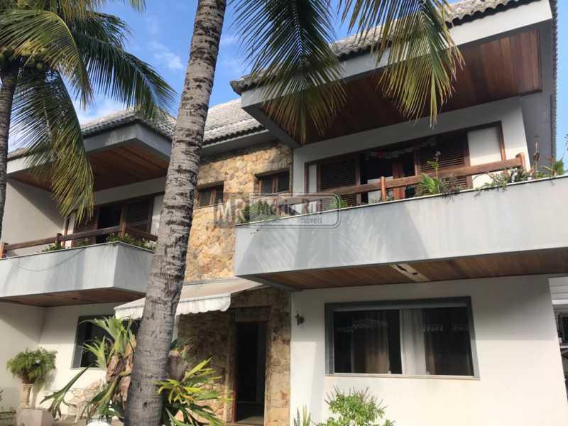 IMG-20200206-WA0017 - Casa à venda Rua Jornalista Pierre Plancher,Barra da Tijuca, Rio de Janeiro - R$ 5.000.000 - MRCA50002 - 6